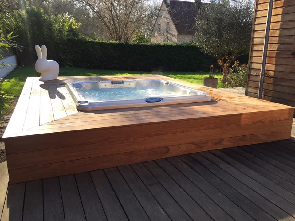 Terrasse bois – UpStructures Caen